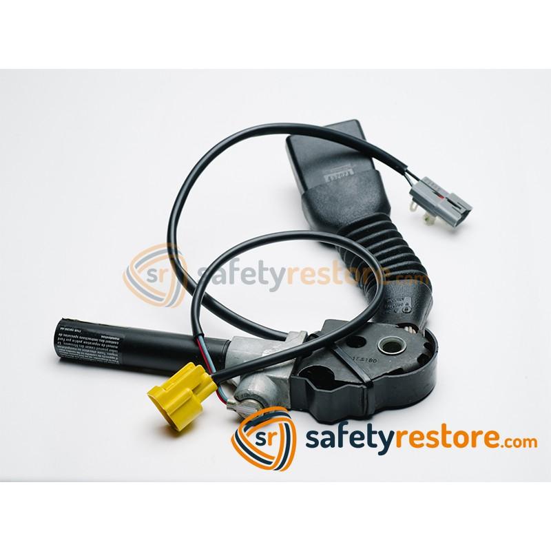 Honda Seat Belt Buckle Repair