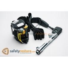 seat belt pretensioner repair