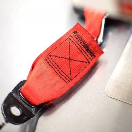 Classic Car Seat Belt Restoration