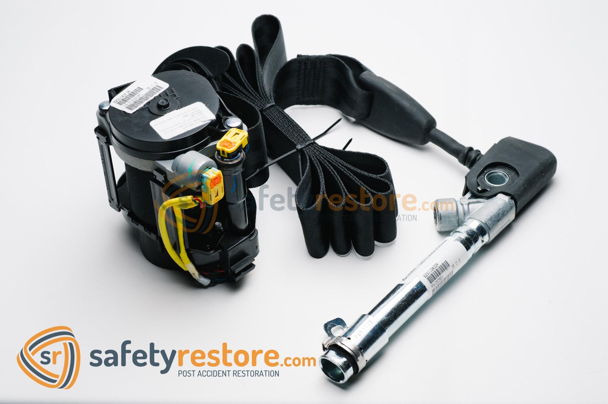 Nissan Rogue Seat Belt Repair (Dual Stage)