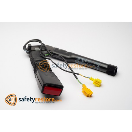 Mercedes seat belts repair service all models for Mercedes benz seat belts