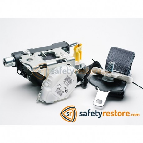 FORD F-150 Dual-Stage Seat Belt Repair Service After Accident Reset Service