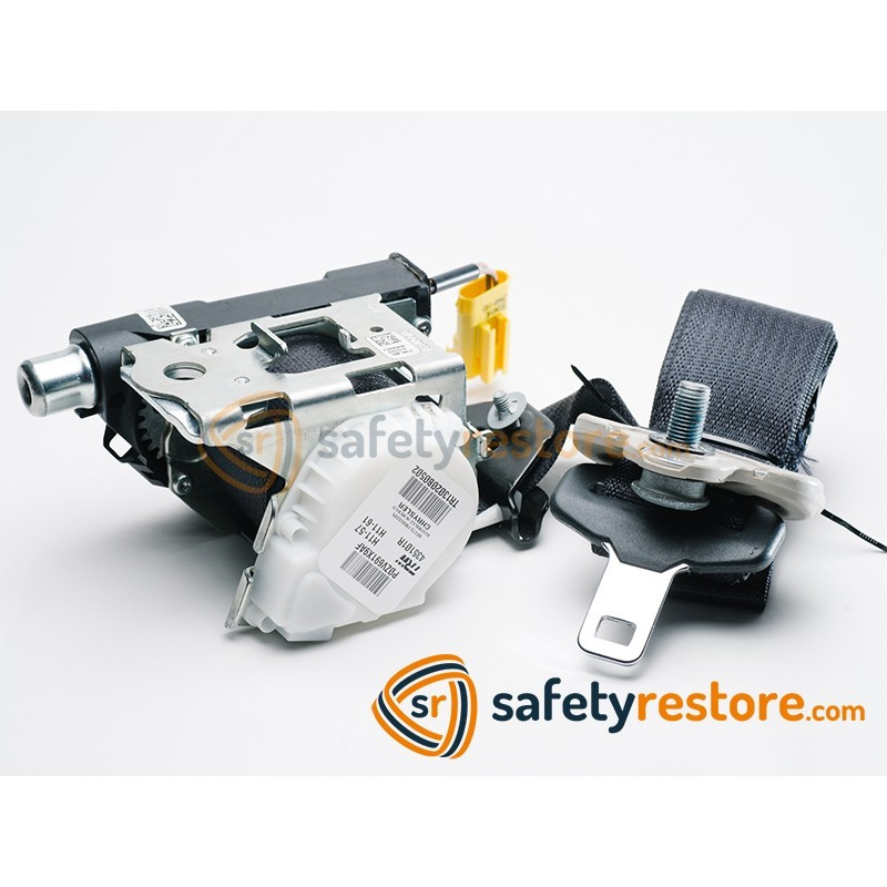 Ford F 150 Seat Belts Repair Service After Accident