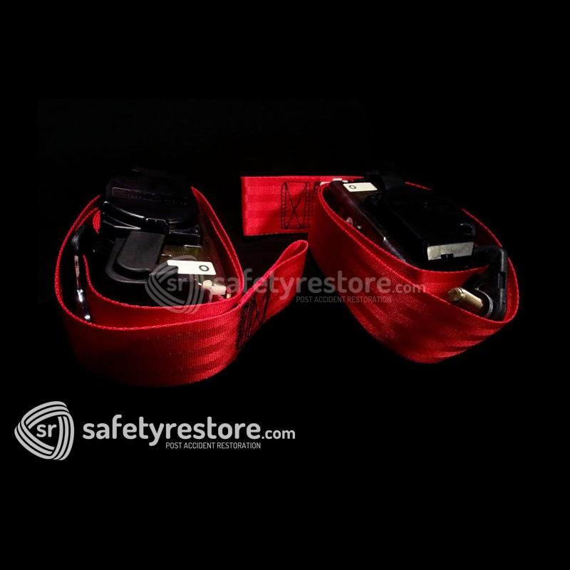 Hyundai seat belt replacement