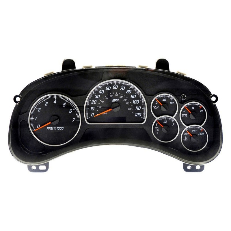 2004 monte carlo instrument cluster problems