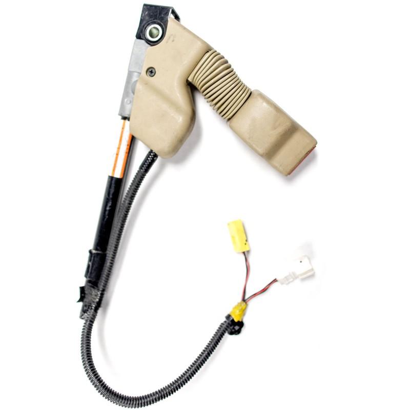 Seatbelt Pretensioner Repair Replacement Compressed After Accident
