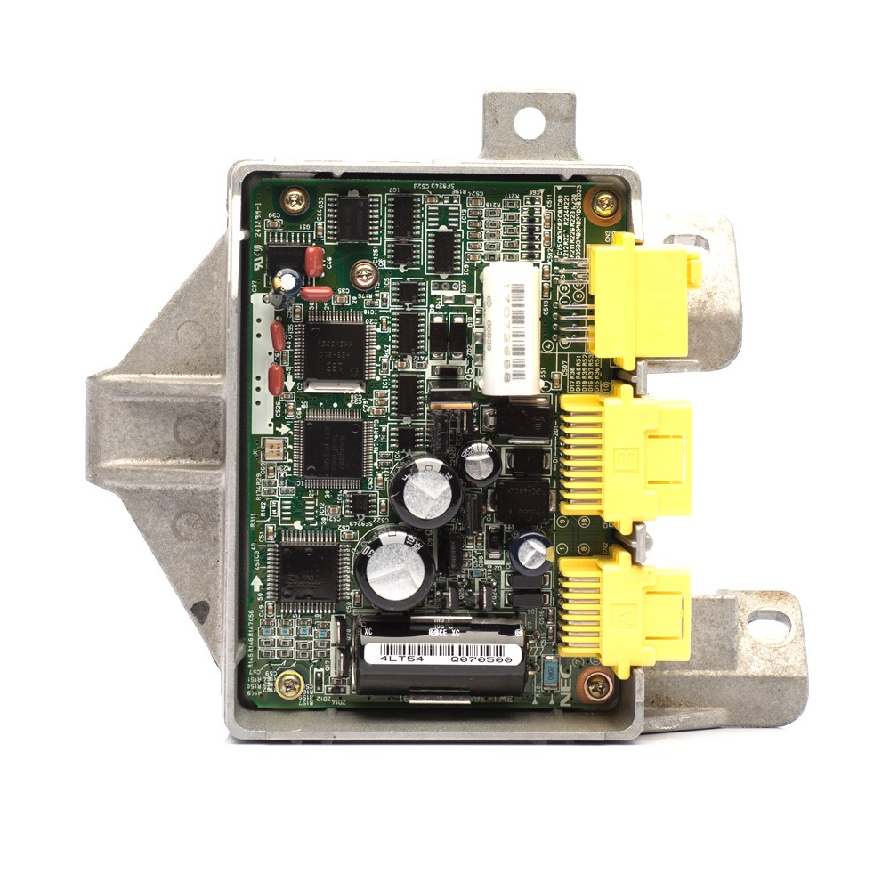 airbag module reset w/ hardware issues