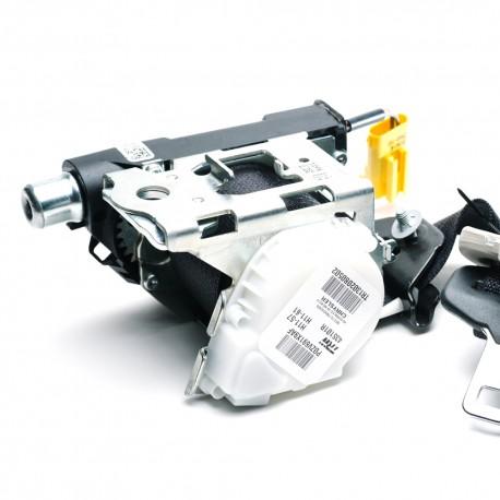 Repare un cinturón de seguridad bloqueado luego de un accidente