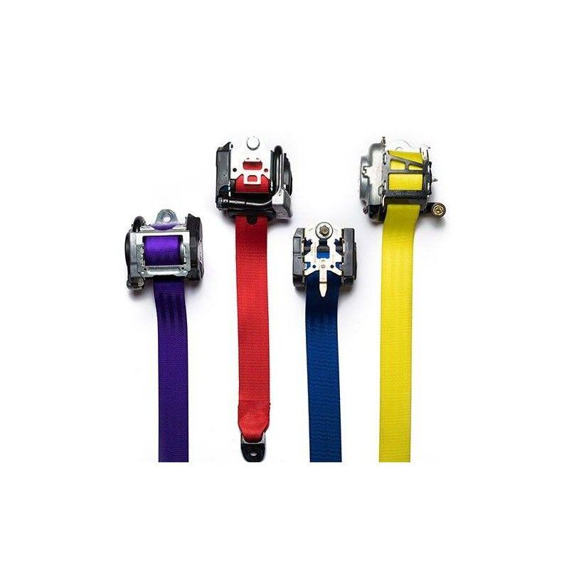 Change Your Seat Belt Color Custom Color Seat Belts In