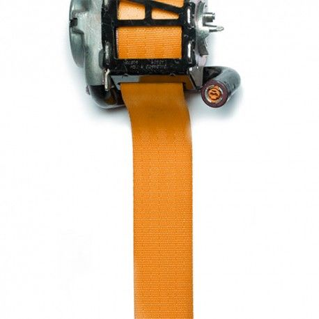 Orange Seat Belt Webbing Replacement