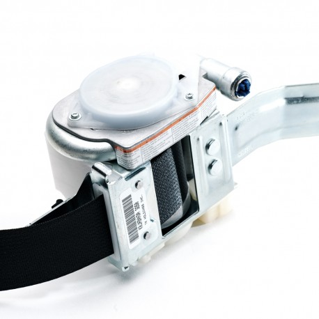 GMC EC150 Seat Belt Repair (After Accident)