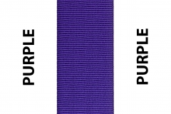 Purple Seat Belts Webbing