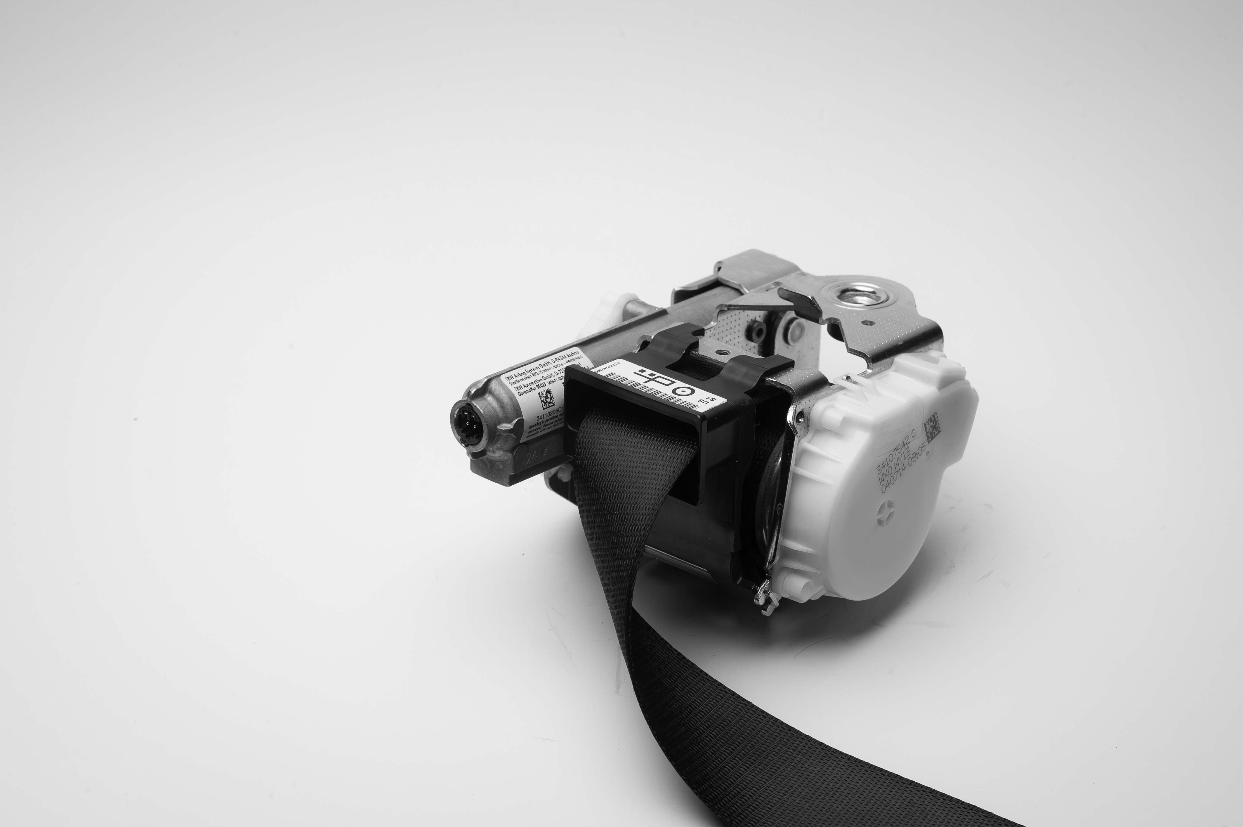 Seat Belt Pretensioner Repair Image Gallery Safety Restore