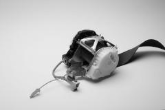 GMC Seat Belt Pretensioner Repair After Accident