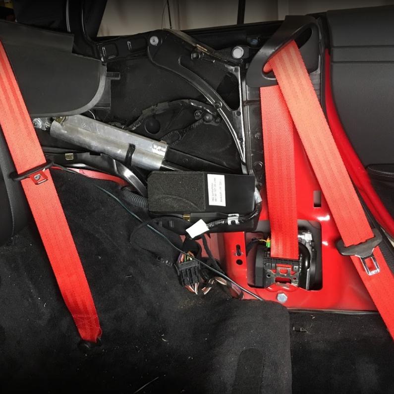 Safety Restore Airbag Reset Amp Seat Belt Replacement Repair