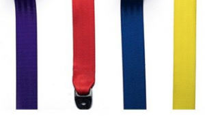 Colored Seat Belts