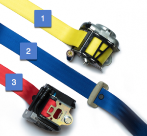 SafetyRestore's Custom Color Seat Belts