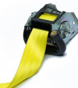 Yellow Seat Belts