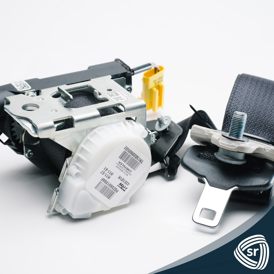 Subaru Forester Seat Belt Replacement