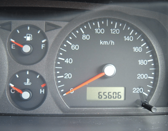 Speedometer-Calibration