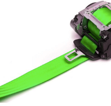 Lime-Green-Seat-Belts