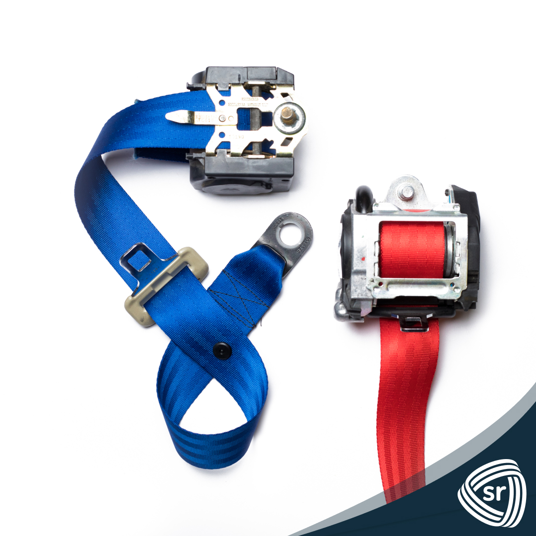 Safety Restore Adds Exciting Color to Old Seatbelts
