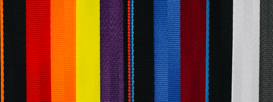 Colored-Seat-Belts