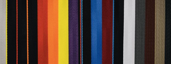 Seat-Belt-Webbing-Colors