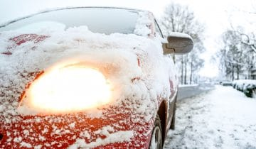 Winter Driving Worries: Checking Your Seatbelt for Damages