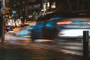 night drive photography