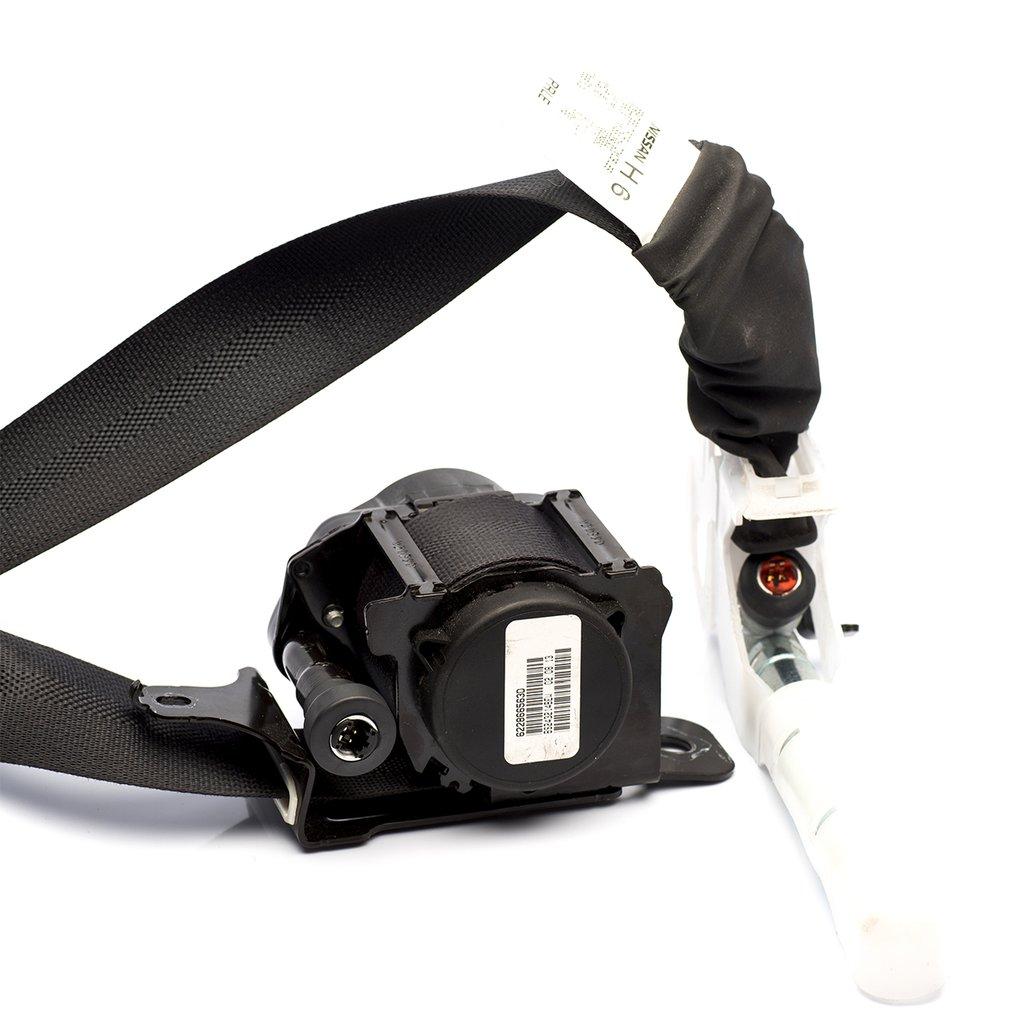 Dual stage seat belt repair salvage